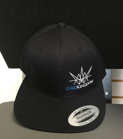 Product Embroidery ColdKingdom Baseball Cap